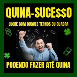 QUINA-SUCESSO