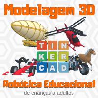 Modelagem 3D com Tinkercad