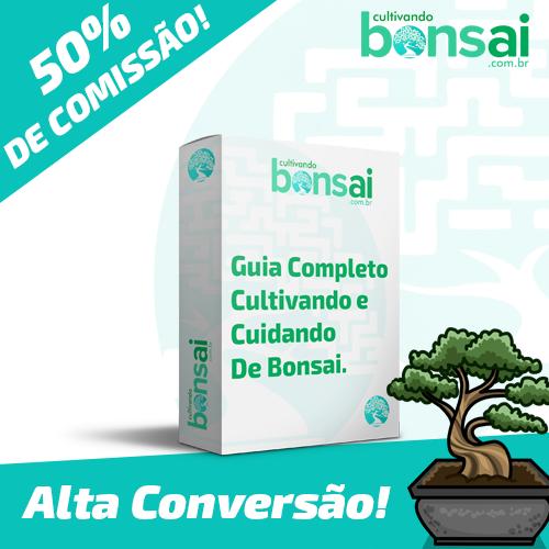 - Guia Cultivando Bonsai