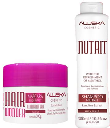 ALUSKA COSMETIC - Hair Wonder Nutrit