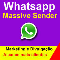 Whatsapp Massive Sender