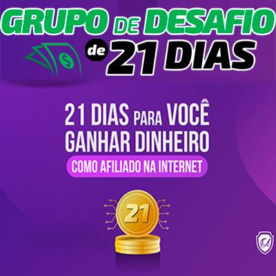 Grupo de Desafio 21 Dias #1