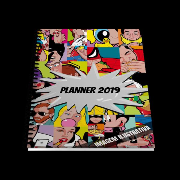 Planner 2019 - Praticar a Arte
