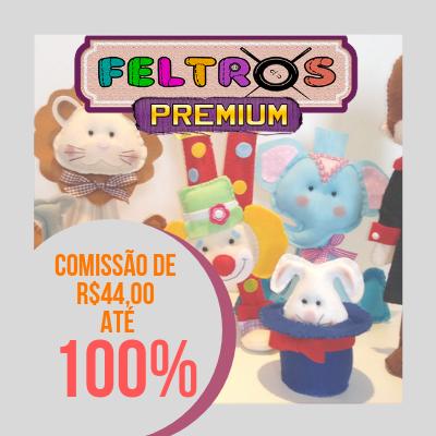 Moldes de Feltros Premium