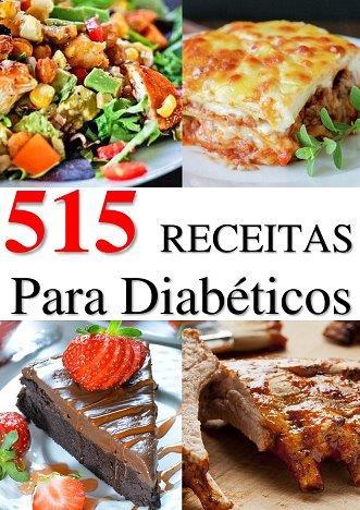 515 Receitas para Diabéticos