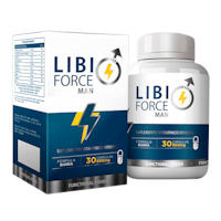 Libiforce Man - Estimulante Natural Masculino