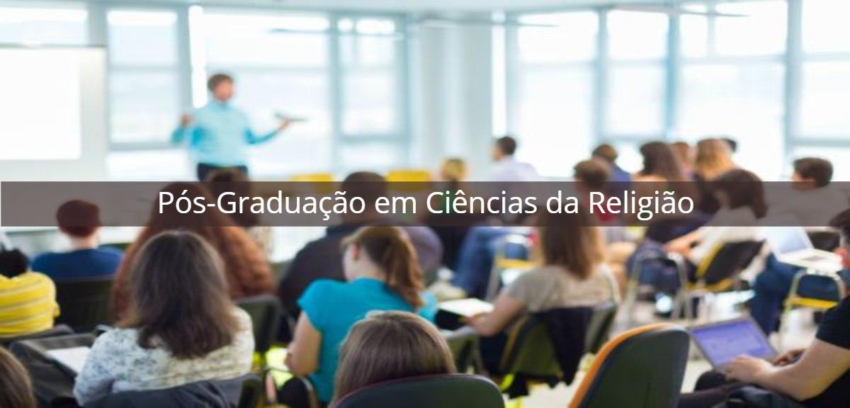 Pós-Graduação em Ciências da Religião