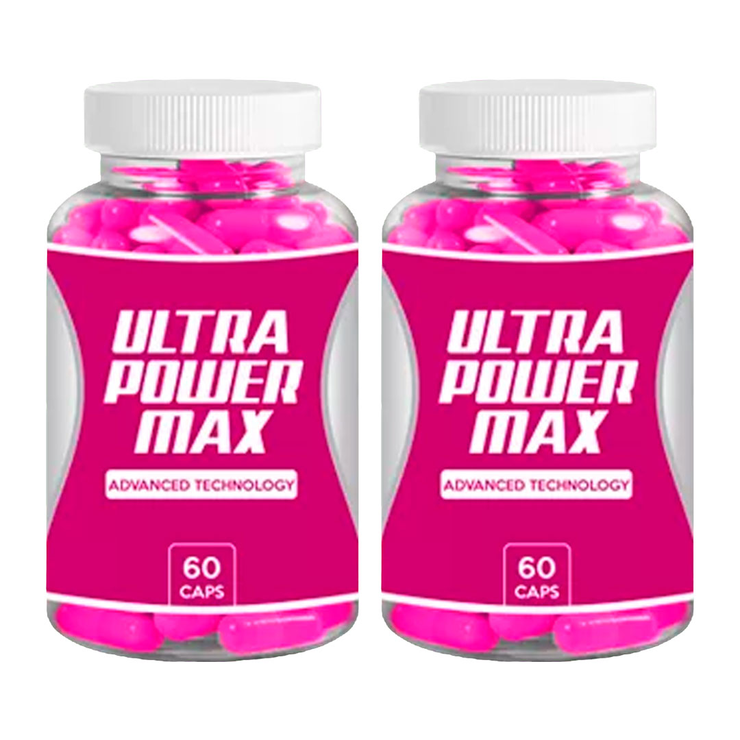 Ultra Power Max (PROMOCIONAL)