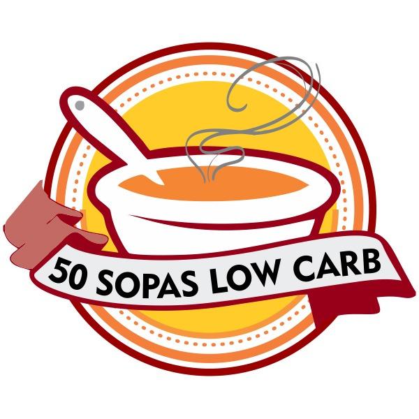 50 Receitas de Sopas Low Carb