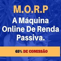 """"""" A Máquina Online de Renda Passiva"""
