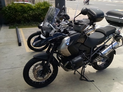Oferta de BMW R 1200 GS Adventure Premium / Triple Black por R$ 51.500