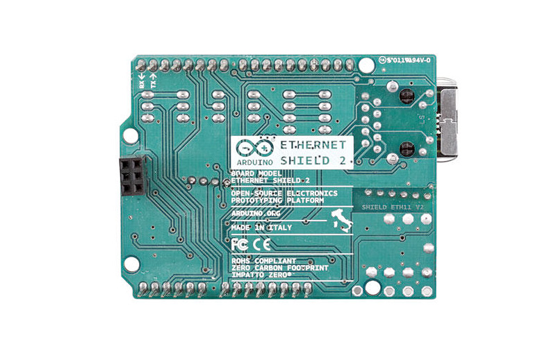 Arduino ethernet shield multilógica shop