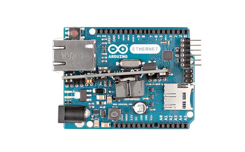 Arduino Ethernet com módulo PoE