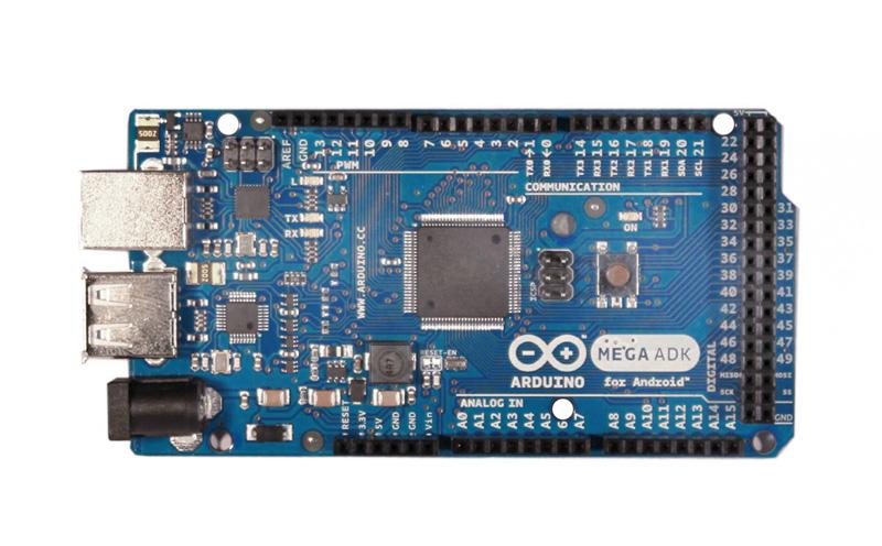 Arduino Mega - Android ADK
