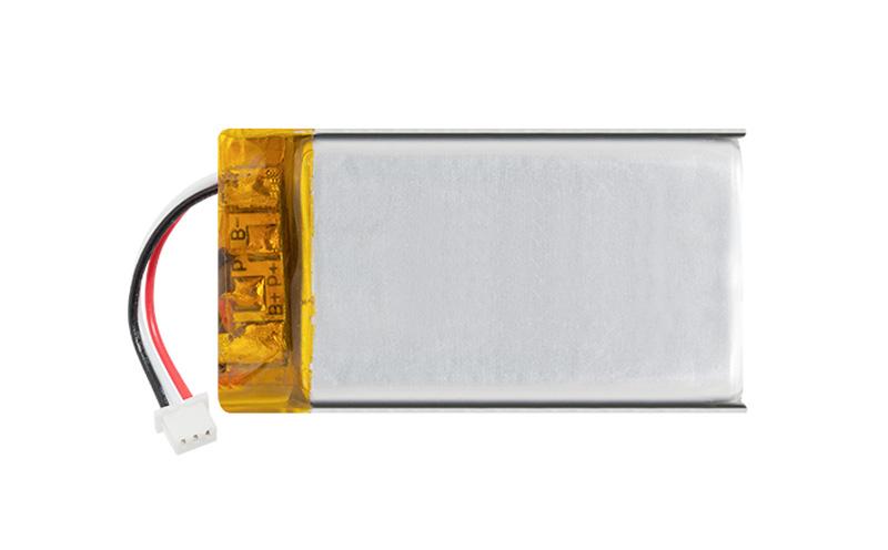 Bateria de polímero de Lítio - 1000mAh 3,7v