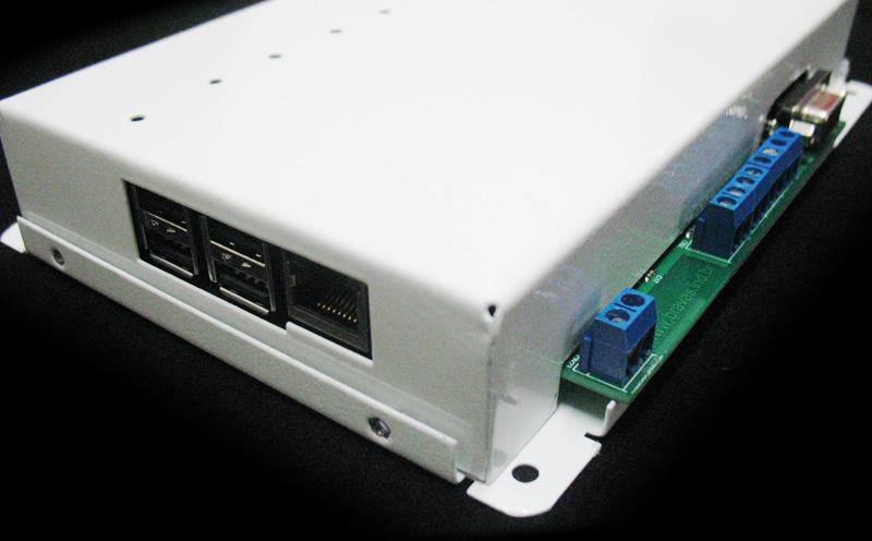 Caixa para Placa de Automação para Raspberry Pi - Raspberry Pi 3 não incluído