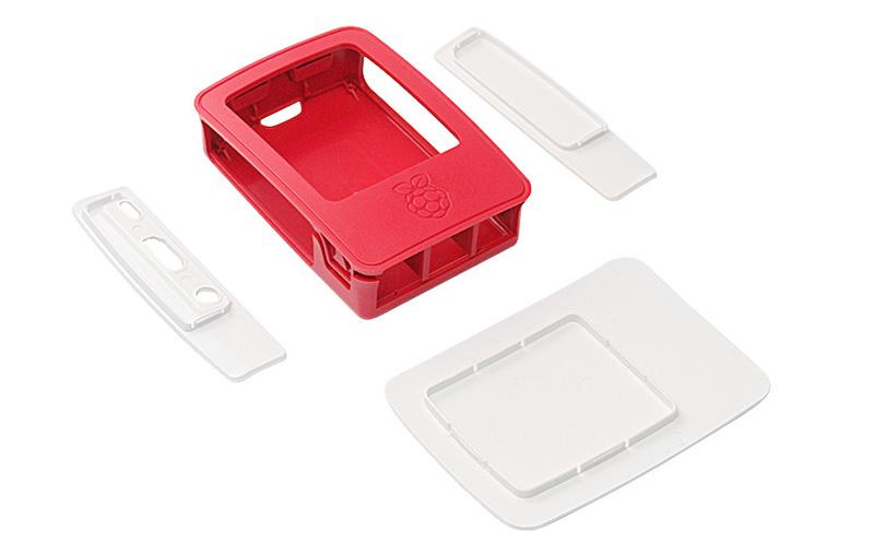 Caixa para Raspberry Pi original (B+/Pi 2/Pi 3)