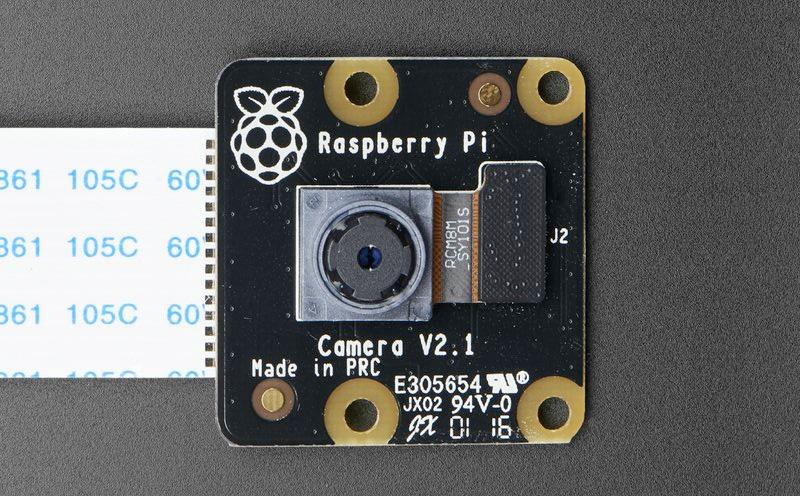 Câmera Raspberry Pi NoIR V2