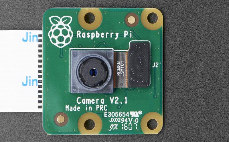 Câmera Raspberry Pi V2