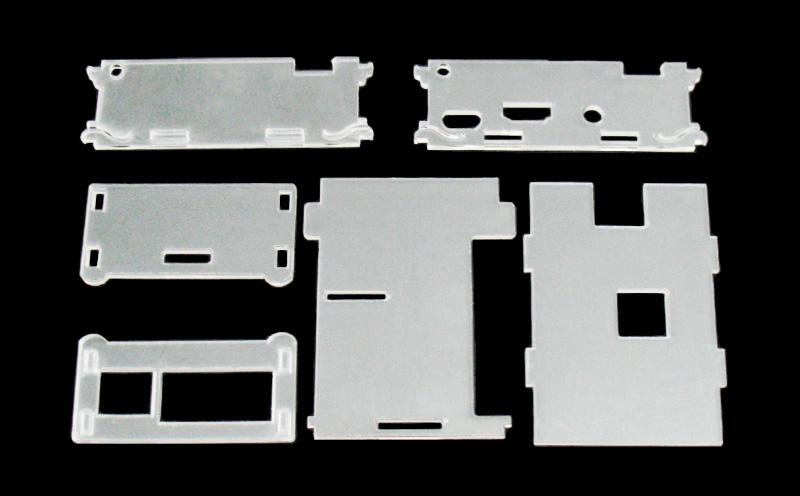Case para Raspberry Pi 3