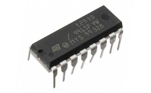 Circuito L293D