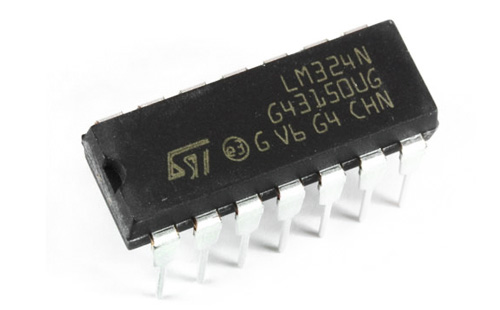 Circuito LM324N