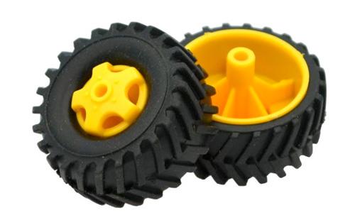 Conjunto de rodas Tamiya 70101