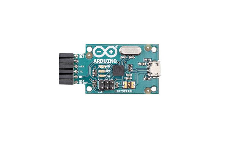 Conversor Arduino USB para serial