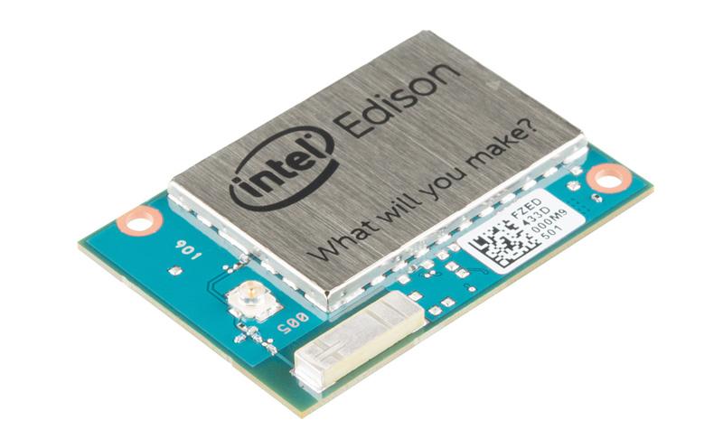 Módulo Intel Edison