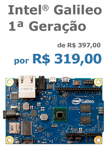 Intel Galileo 1ª Geração
