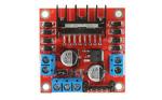 Módulo controlador duplo de motor L298N