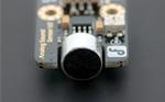 Sensor analógico de som
