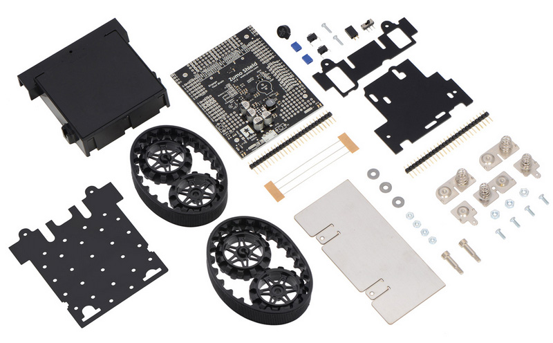 Kit para robô Zumo para Arduino