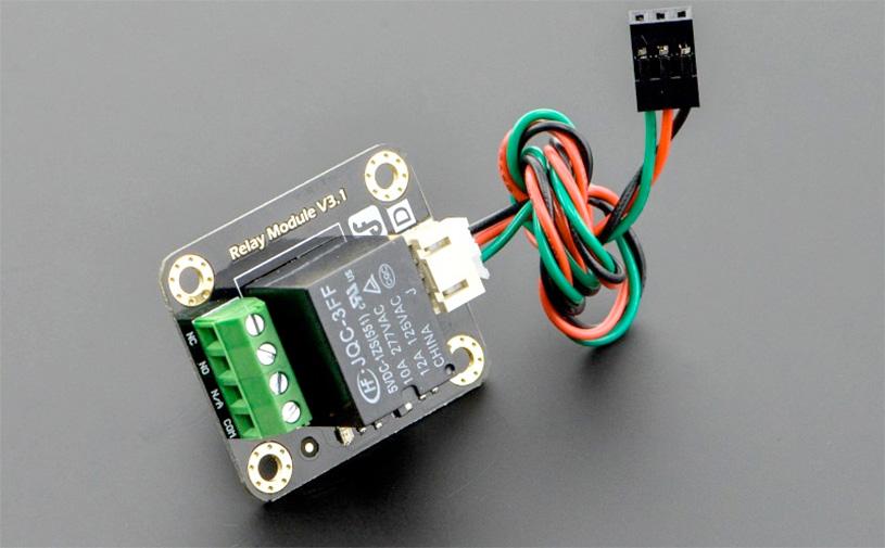 Módulo Relê V3.1 compatível com Arduino