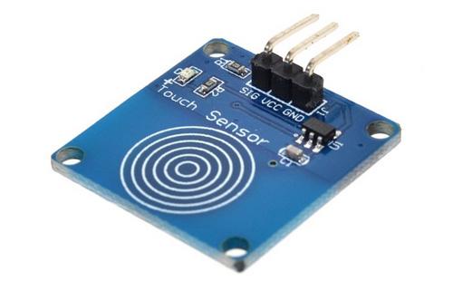 Módulo de Sensor Capacitivo TTP223B