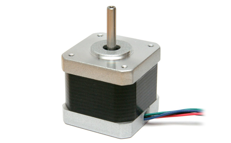 Motor de passo NEMA17 4,8kg/cm
