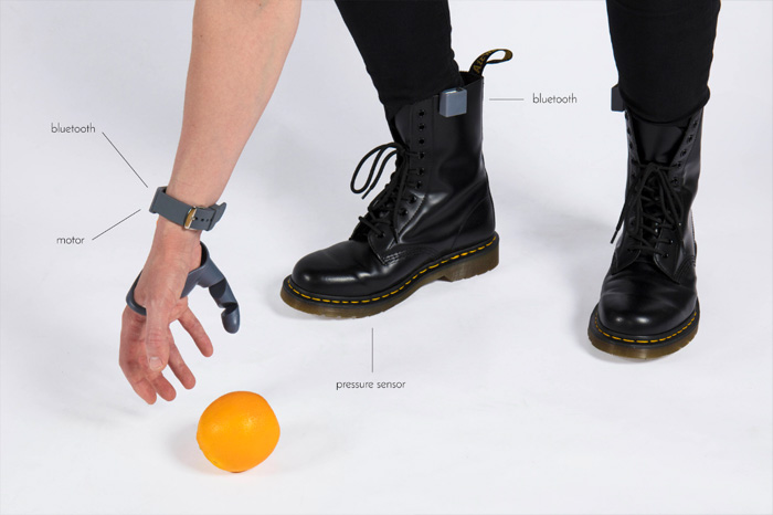 O terceiro polegar - Blog Multilógica-Shop