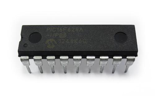 PIC 18 Pinos 20MHz 2K - 16F628A