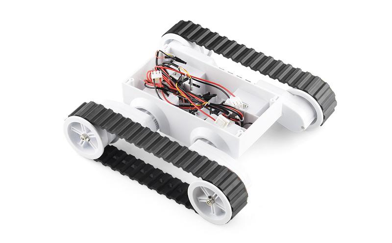 Plataforma Robótica Rover 5