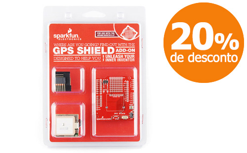 Kit GPS Shield
