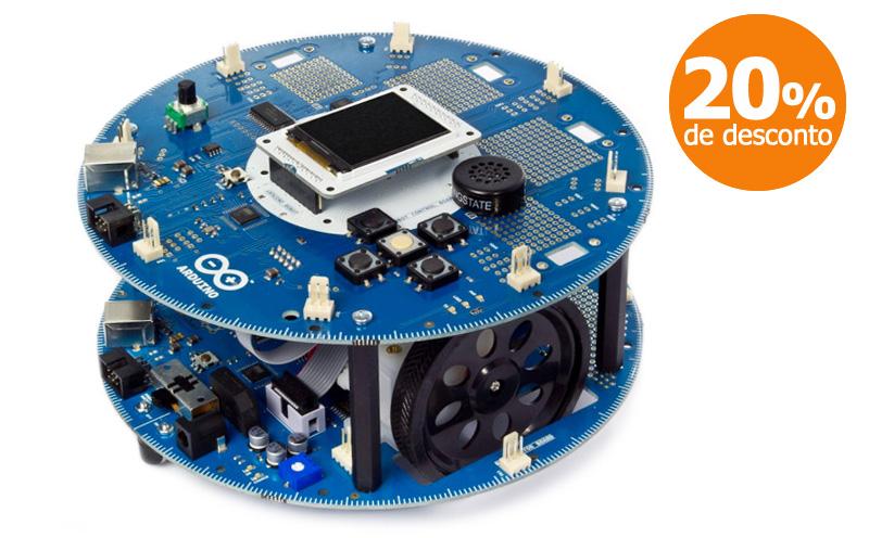 Robô arduino multilógica shop