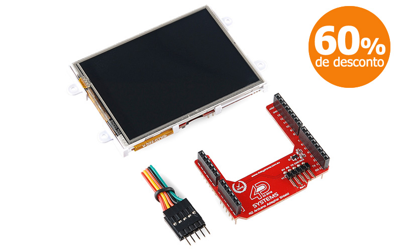 Shield LCD Touchscreen 3.2""