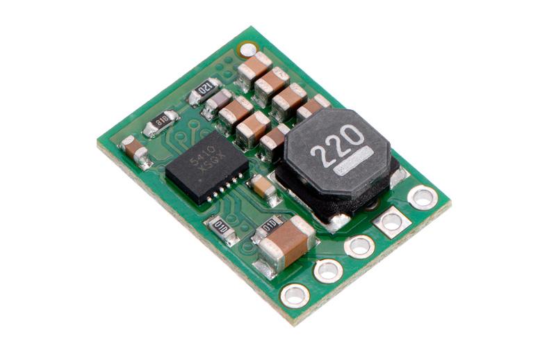 Regulador de voltagem Pololu D24V10F3 - 3.3V