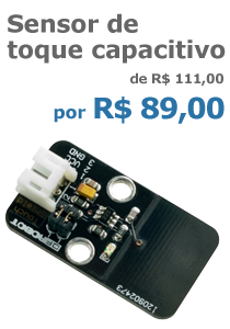 Sensor de toque capacitivo