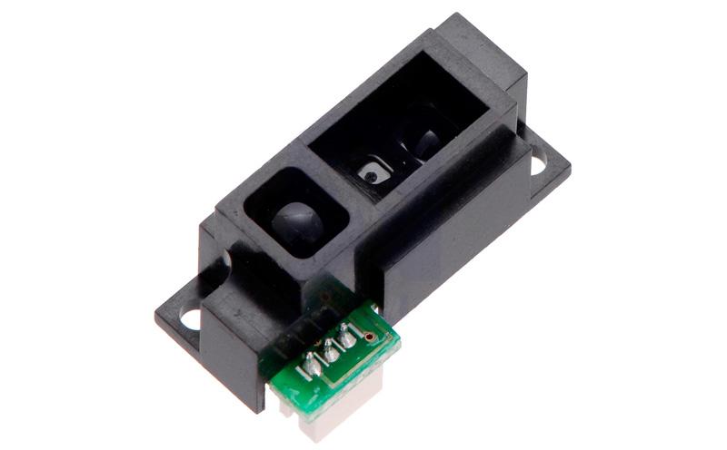 Sensor de distância Sharp GP2Y0A51SK0F - 2 a 15 cm