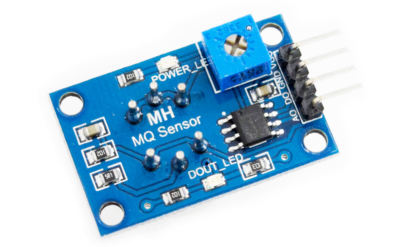 Sensor de gás hidrogênio - MQ-8