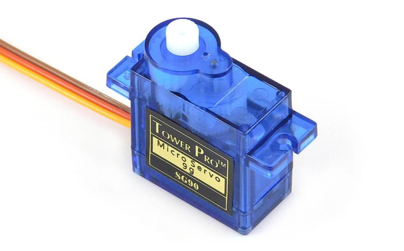 Servo motor micro 9g SG90
