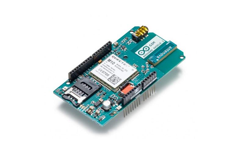 Shield GSM Arduino 2 - antena integrada