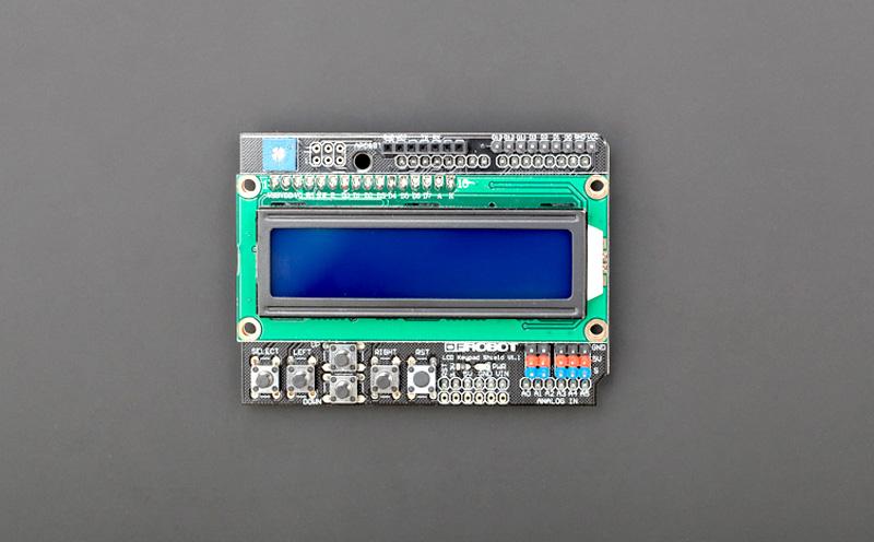 Shield LCD