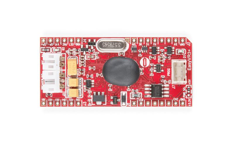 Shield para reconhecimento de voz EasyVR 3 Plus